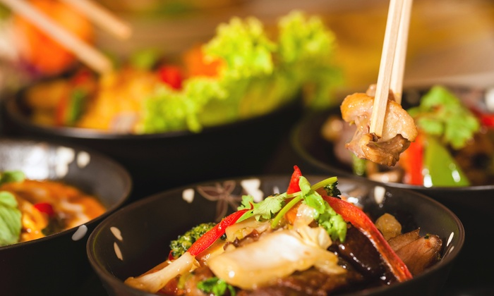 Choo Choo Express - Atlanta: $11 for $20 Worth of Japanese and Korean Cuisine at Choo Choo Express