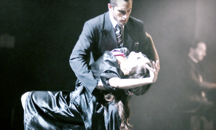 Tango Lovers - Fulford Bythe Sea: $35 to See Tango Lovers at the Littman Theater on Friday, April 19 (up to $59.50 Value)