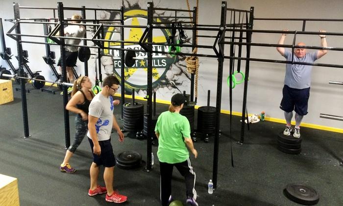 CrossFit Forest Hills - Ridgemoor: 5, 10, or 20 CrossFit Classes at CrossFit Forest Hills (Up to 78% Off)