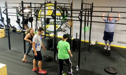 5, 10, or 20 CrossFit Classes at CrossFit Forest Hills (Up to 78% Off)
