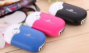 Mini Handheld Portable Air Conditioning Fan