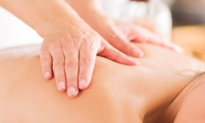 Queens Center Chiropractic: $29 for Spinal Evaluation with 60-Minute Massage at Queens Center Chiropractic in Elmhurst ($310 Value)