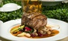 DiSalvo's Station Restaurant - Latrobe: Italian Dinner with Appetizers for Two or Four at DiSalvo's Station Restaurant (Up to 56% Off)