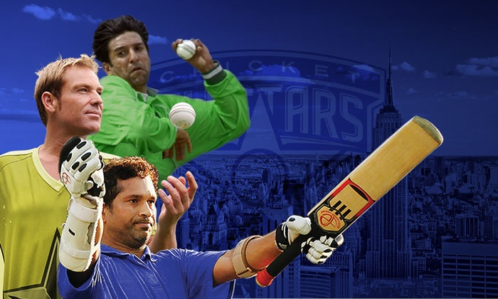 Cricket All Star - Citi Field: Cricket All-Stars on Saturday, November 7, at 1 p.m.