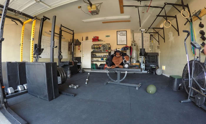 Grrilla Gym - Peoria: Four Weeks of Fitness and Conditioning Classes at Grrilla Training (65% Off)