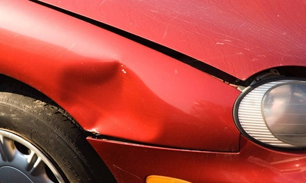Repair for a Quarter- or Half-Dollar-Size Dent at Premier Detail (Up to 51% Off)