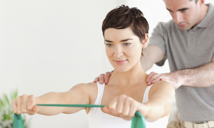 Hoffman Chiropractic - Carney: One or Three Spinal Evaluations, Adjustments, and Chair Massages at Hoffman Chiropractic (Up to 92% Off)