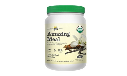 15-Serving Container of Amazing Meal Diet Supplements