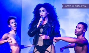 Le Faux: Celebrity Impersonator Drag Show at Le Faux (Up to 46% Off). Four Options Available.
