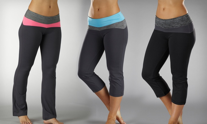 Marika Tek Contoured Capris and Pants: $18.99 for Marika Tek Contoured Capris or Pants (Up to $55 List Price). 3 Colors Available. Free Shipping and Returns.