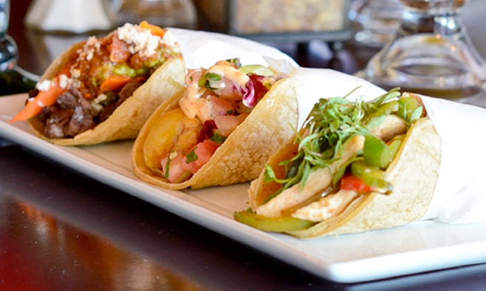 La Fiesta - Gaslamp: $25 for $40 Worth of Mexican Cuisine at La Fiesta