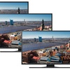 "Samsung 55"", 60"", or 65"" 4K UHD Smart HDTVs (Refurbished)"