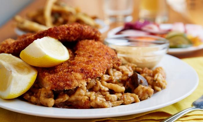 Speisekammer - Speisekammer: German Lunch or Dinner for Two at Speisekammer (Up to 40% Off)