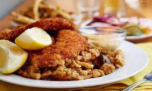 Schwefel's Restaurant: German Dinner or Lunch at Schwefel's Restaurant (47% Off)