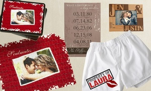 $19 For $40 Worth Of Personalized Gifts From Personalizationmall.com