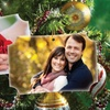 Up to 55% Off Custom Photo Ornaments from Inkdoodle