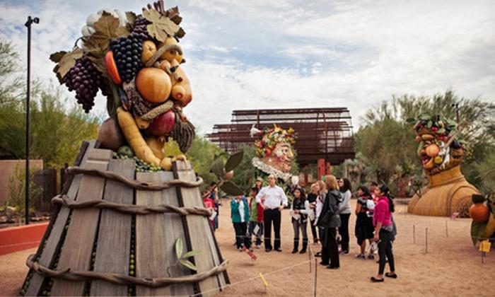 Desert Botanical Garden - Phoenix: $9 for a Visit for One to Desert Botanical Garden (Up to $18 Value)