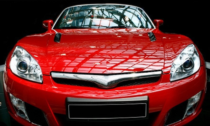 Maaco Collision Repair & Auto Painting - Keyport: Auto Body Repairs at Maaco Collision Repair & Auto Painting (Up to 67% Off). Three Options Available.