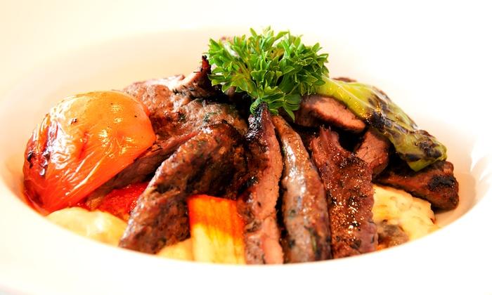 Topkapi Turkish Restaurant - Topkapi Turkish Restaurant: Four-Course Turkish Meal for Two at Topkapi Turkish Restaurant (Up to 51% Off). Two Options Available.