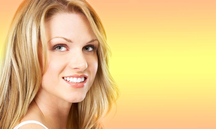 Anti-Aging Skin Studio - Corporate Woods: One or Three Groupons, Each Good for One Teeth-Whitening Session at Anti-Aging Skin Studio (59% Off)