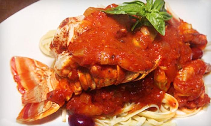 Rocky's Italian Bistro & Bar - Delray Beach: $25 Worth of Italian Fare