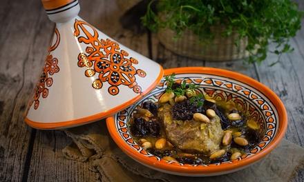 Kuchnia Arabska I Marokańska Danie Główne I Zupa Dla 2 Osób
