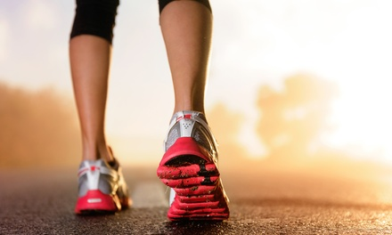 $25 for $50 Worth of Running Shoes, Apparel, and Accessories
