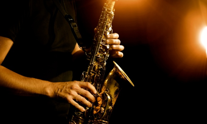Intimate Jazz Concert - Crossroads Tea Room: Jazz Concert with Dinner and Champagne in an Intimate Cafe
