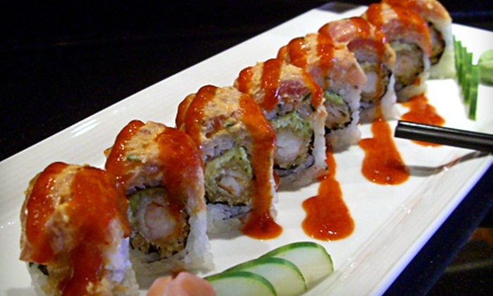 Kenny's Pan Asian Cuisine & Sushi Bar - Kenny's Pan Asain Cuisine: $15 for $30 Worth of Sushi and Asian Dinner Food at Kenny's Pan Asian Cuisine & Sushi Bar