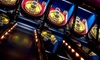 Shakers Fun Centre - Calgary: Indoor Fun-Centre Day with Optional Outdoor Go-Karting and Mini Golf at Shakers Fun Centre (Up to 69% Off)