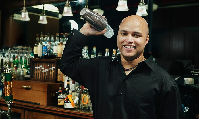 Bartender One Corp. - Multiple Locations: Breaking the Ice Bartending Workshop for One or Two from Bartender One Corp. (Up to 70% Off)