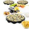 Mastrad Topchips 5-Piece Microwave Chip-Making Set