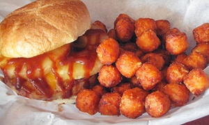 Midlo's Bite: American Food at Midlo's Bite (Up to 53% Off). Three Options Available.