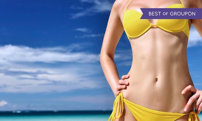 Hammam Luna - McLean: Brazilian or Bikini Waxing with Regular or Sugar Methods at Hammam Luna (Up to 71% Off). Three Options Available.