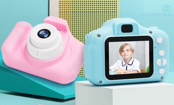 Children's 1080p Digital Camera