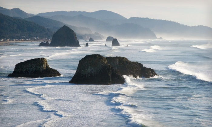 Inn at Cannon Beach - Walker-Naylor District: Two-Night Stay at Inn at Cannon Beach in Cannon Beach, OR