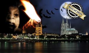 ae event: Nachtwächter-Tour durch die Kölner Altstadt für 1, 2 oder 4 Personen mit ae-event ab 9,90 € (bis zu 53% sparen*)