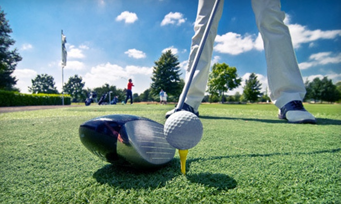 Golf, Wine & Dine Expo - Ontario: Golf, Wine & Dine Expo Outing for Two or Four on April 21 at the Ontario Convention Center (Up to 71% Off)