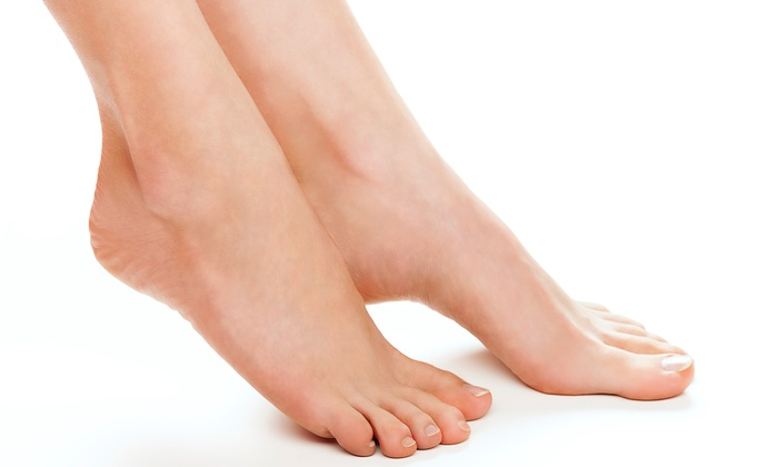 Podiatry Associates of Virginia - Dam Neck Naval Air Station: Laser Toenail-Fungus Treatment for One or Both Feet at Podiatry Associates of Virginia (Up to 68% Off)
