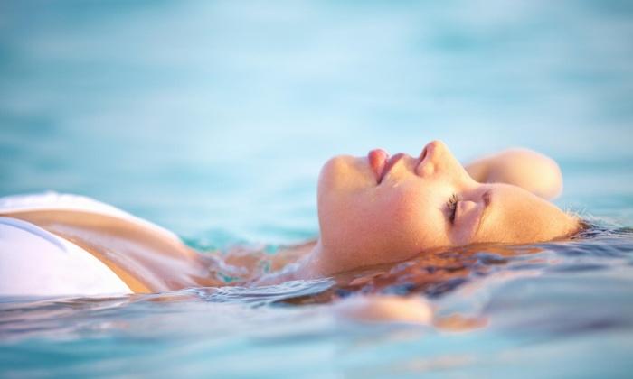 Aqua Therapy Clinics - Gilbert: 60-Minute Sensory-Deprivation-Tank Session from Aqua Therapy Clinics (67% Off)