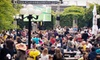 Studio Square - The Garden at Studio Square NYC: $25 for Kentucky Derby Event with Wings and Pitcher of Mint Juleps at Studio Square NYC on Saturday, May 4 ($60 Value)
