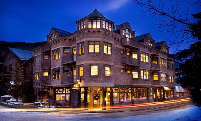 null - Colorado Springs: Stay During Ski Season at Hotel Columbia in Telluride, CO