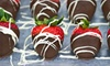 Chip'n Dipped - Huntington: Chocolate-Tempering and Fruit-Dipping Class for One, Two, or Four at Chip'n Dipped (Up to 58% Off)