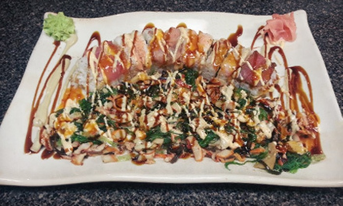 Clemson Sushi Bar - Clemson: $8 for $16 Worth of Sushi and Asian Cuisine at Clemson Sushi Bar