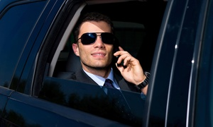 Tony's Limo Service: Four- or Six-Hour SUV Limo Service for Four from Tony's Limo Service (Up to 55% Off)