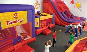 BounceU Nashville: 5 or 10 Open-Bounce Passes to BounceU of Nashville (Up to 56% Off)