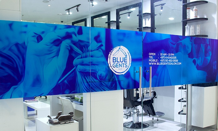 Blue gents salon in dubai dubai groupon for 7 shades salon dubai