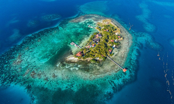 All-Inclusive Island Resort in Belize with Meals & Snorkeling