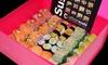 Afhalen: Urban Sushi-box 34 stuks