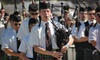 Tucson Celtic Festival - Ward 3: Tucson Celtic Festival & Scottish Highland Games for Two or a Family of Four (Up to 52% Off). Three Options Available.